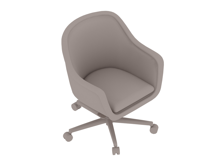 A generic rendering - Bumper Conference Chair