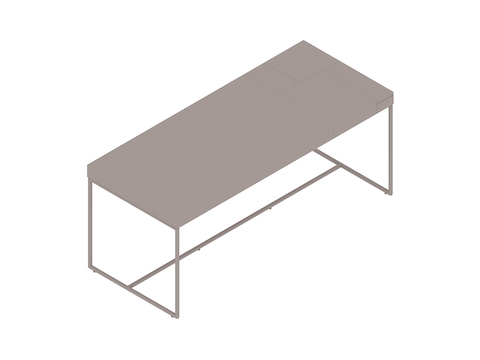 A generic rendering - Domino Desk