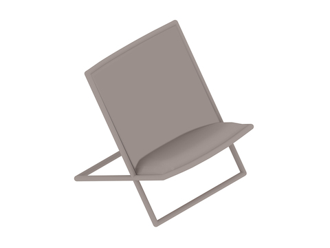 A generic rendering - Scissor Chair