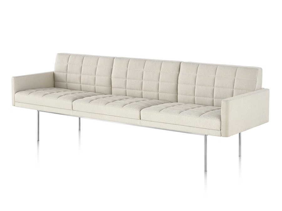A photo - Tuxedo Component Sofa–With Arms