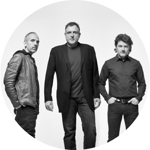 The three founders of design firm EOOS.