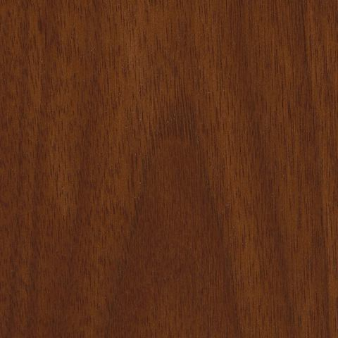 A swatch of toasted walnut veneer.