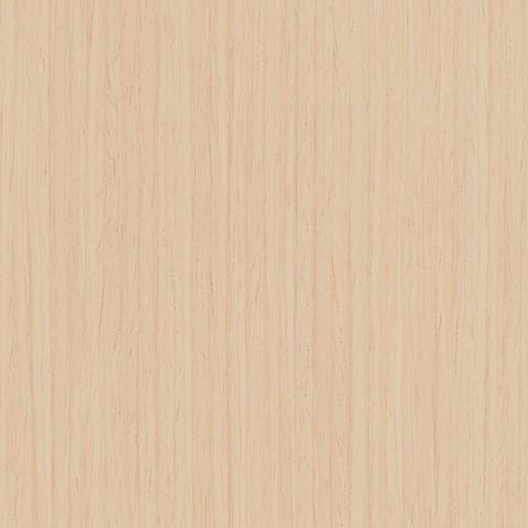 A swatch of RecoGrain Clear on Ash veneer.