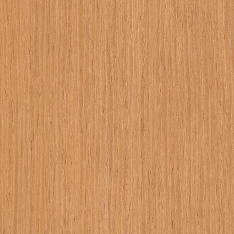 A swatch of RecoGrain Oak on Ash veneer.