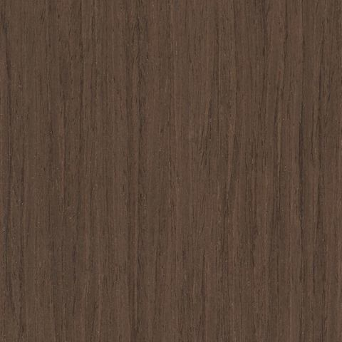 A swatch of RecoGrain Walnut on Ash veneer.