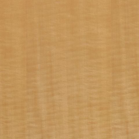 A swatch of Natural Anigre veneer.