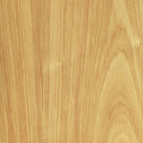 A swatch of Champagne Hickory veneer.