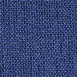 A sample of the Capri pattern from Geiger Textiles, shown in blue.