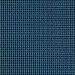 A sample of the Micro Houndstooth pattern from Geiger's Sartorial textile collection, shown in blue.