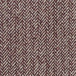 A sample of the Resca pattern from Geiger's Savona textile collection, shown in a brown shade.